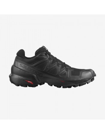 Salomon - Speedcross 5 - Black
