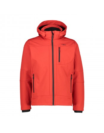 CMP - Softshell - Rosso